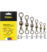 Barrel Swivel A-02/10ks